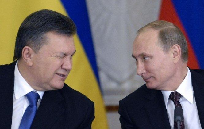 В Україні розкрили роль листа Януковича Путіну в початку агресії РФ