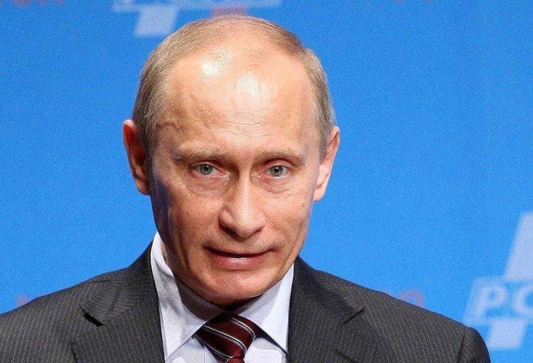 """Путін на """"прямій лінії"""" заговорив про смертну кару"""