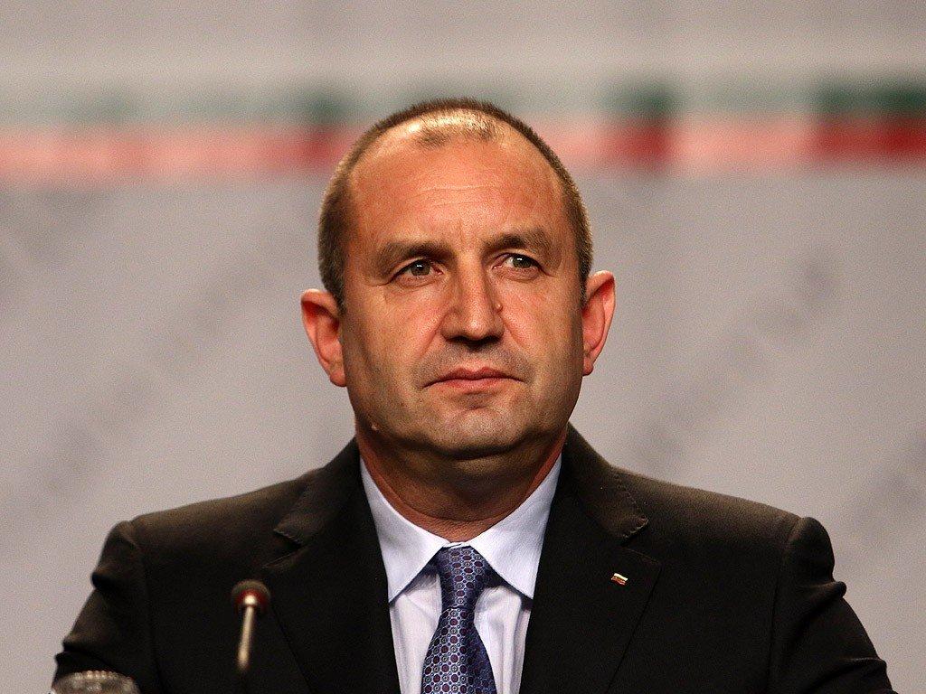 Президент Болгарії виступив зазняття санкцій проти Росії