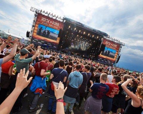 В Германии прервали рок-фестиваль из-за угрозы теракта