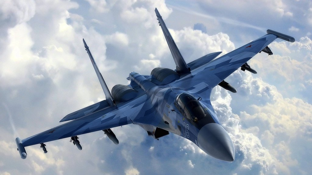 Американський та російський літаки вступили в конфлікт у небі: з'явилось відео