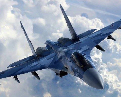 Американский и российский самолеты вступили в конфликт в небе: появилось видео