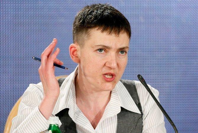 СБУ допитала Надію Савченко у справі про замах на нардепа