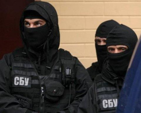 СБУ викрила у зоні АТО угруповання копів-наркоторгівців