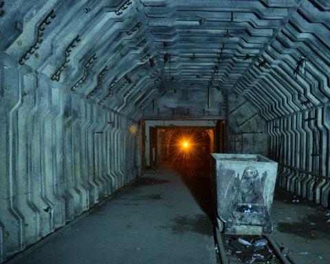 Знову трагедія: у шахті на Донеччині загинув гірник