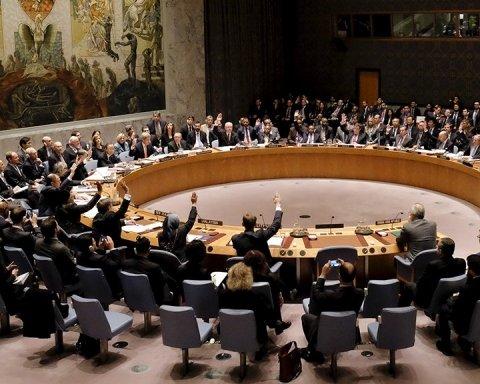 Обострение на Донбассе: члены Совбеза ООН выступили с мощным заявлением в поддержку Украины