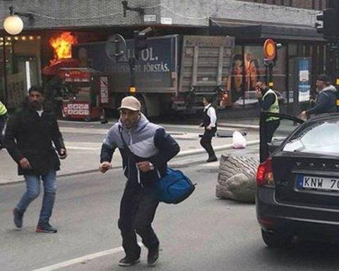 Организаторы терактов в Швеции прошли военную подготовку в России