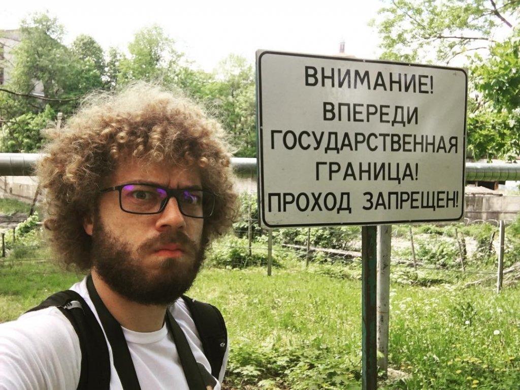 Известному блогеру Варламову запретили въезд в Украину