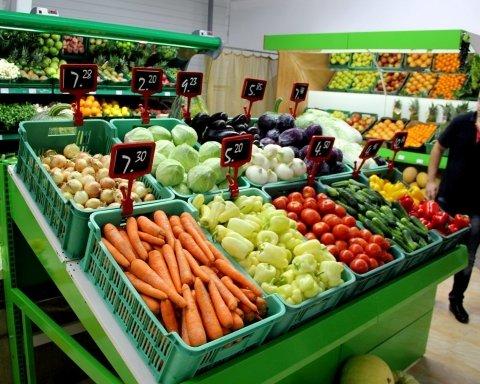 Холодная весна 2017-го: что будет с ценами на продукты в Украине