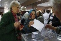В Украине предлагают ограничить пенсионеров в избирательных правах