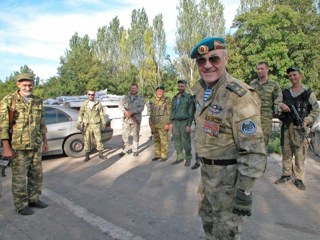 СБУ затримала товариша Мотороли, Гіві і Захарченка