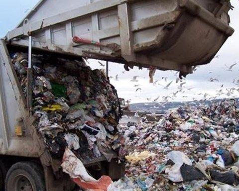 Финал Лиги Чемпионов в Киеве оставил за собой тонны мусора