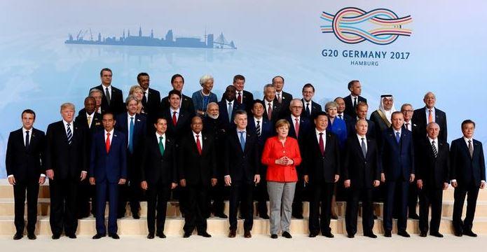 Лидеры G20 достигли договоренностей поборьбе стерроризмом всети интернет