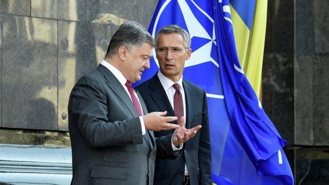 Столтенберг розповів, як НАТО підтримує Україну