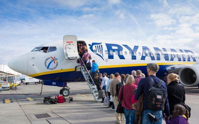 У Ryanair розповіли, що робити українським клієнтам з купленими квитками