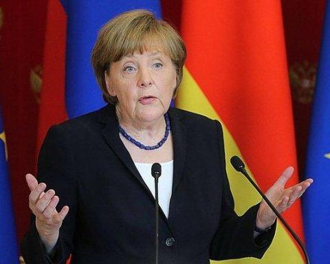 Меркель розповіла