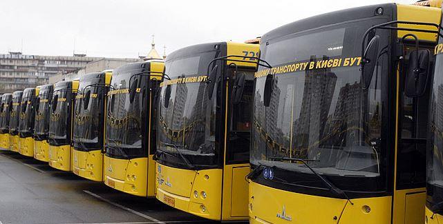 ВКиеве развалился накуски автобус спассажирами: фото сместаЧП