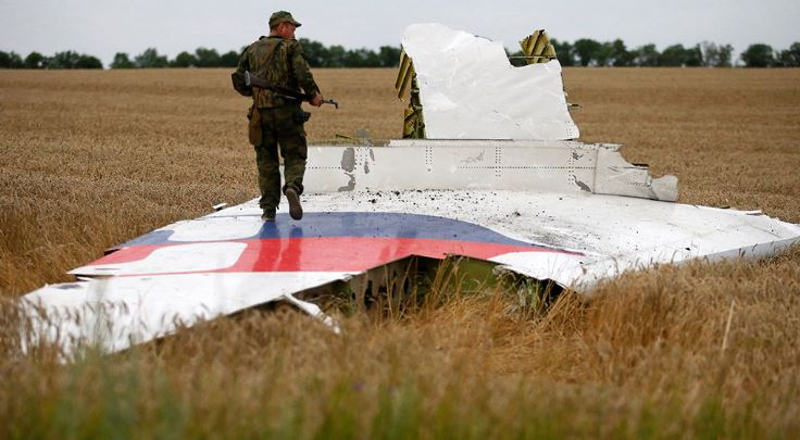 Стало відомо, як Кремль захистив свої літаки перед трагедією MH17
