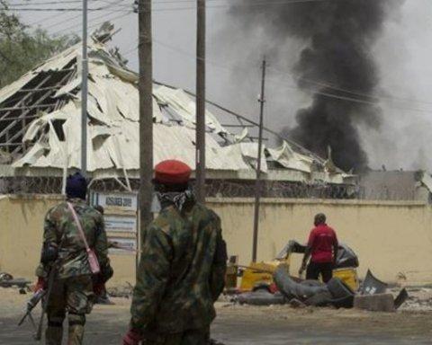 Смертница взорвала себя в мечети Нигерии: много пострадавших