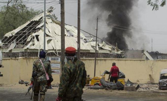 Взрыв вмечети вНигерии забрал жизни 8-ми человек