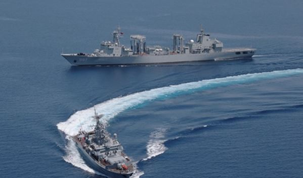 РФоголосила дату початку військово-морських навчань зКитаєм