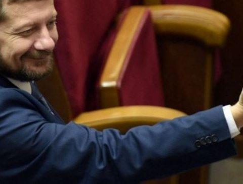 Замах на Мосійчука: з'явилися нові подробиці і фото нардепа (фото)