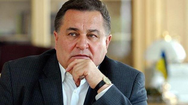Яневижу скорого решения вопроса овведении наДонбасс миротворцев— Марчук