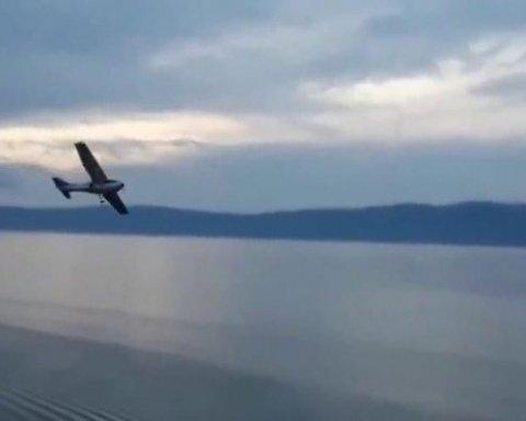 Самолет НАТО следит за оккупантами у берегов Крыма: что-то намечается