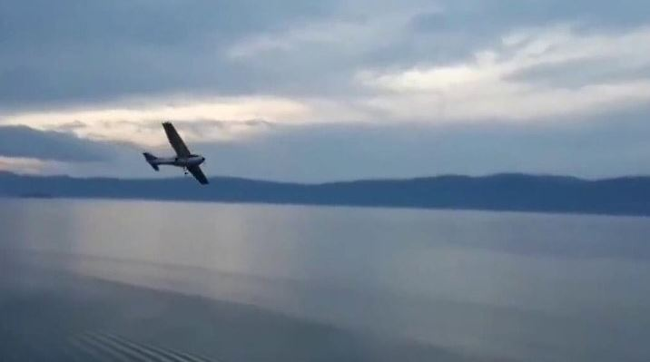 Літак НАТО стежить за окупантами біля берегів Криму: щось намічається