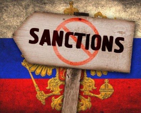 У США назвали умови відміни антиросійських санкцій
