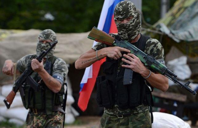 Убоевиков поведали про свои потери иатаку напозиции сил АТО