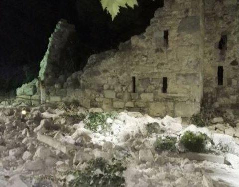 Землетрясение у берегов Турции вызвало цунами: появились фото и видео