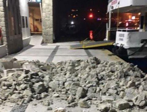 Стало известно, пострадали ли украинцы от землетрясения в Егейском море