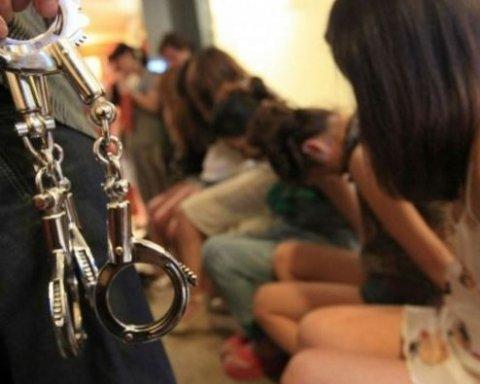Доработались: управление по борьбе с торговлей людьми контролировало сеть борделей