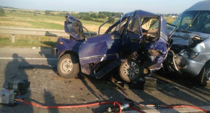 ДТП воЛьвовской области: пятеро раненых идвое погибших