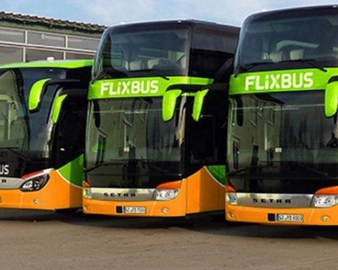 В Украине начал работу известный автобусный лоукост