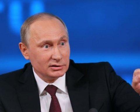 У мережі опублікували шокуючі деталі невідомого інтерв'ю з Путіном (відео)