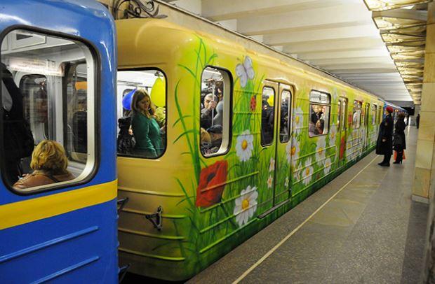 ВКиеве «заминировали» 4 станции метро