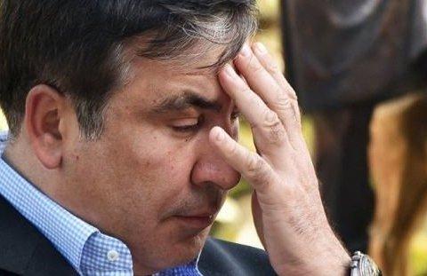 Учасник «прориву Саакашвілі» впав у кому (фото, відео)