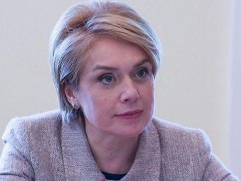 ЗНО-2018: Гриневич поскаржилася, що діти стали забувати українську мову