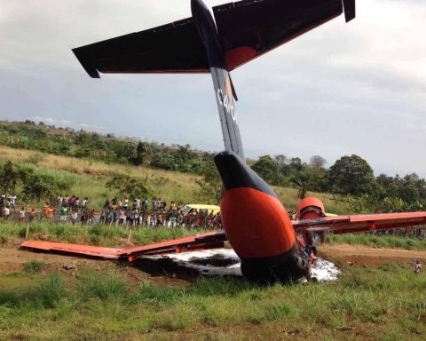 Катастрофа українського літака в Африці: подробиці і фото