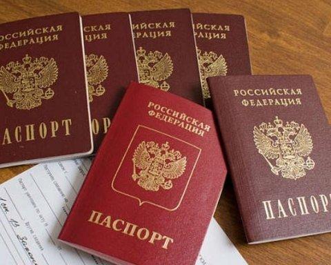 У Путіна влаштували істерику через видачу паспортів РФ на Донбасі