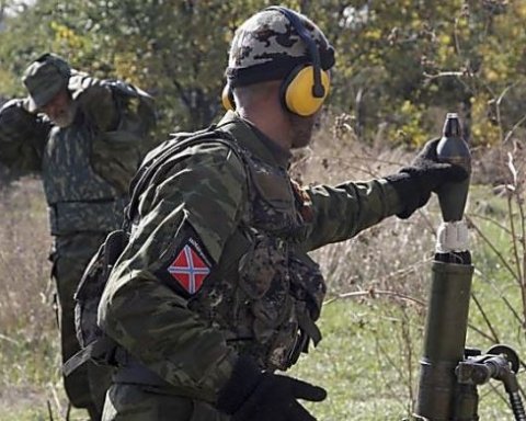Бойовики обстріляли місію ОБСЄ на Донбасі