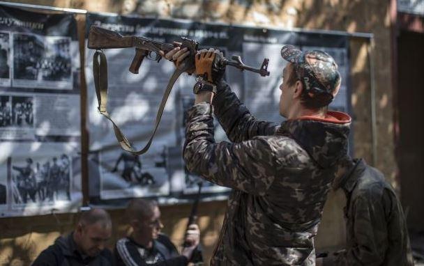 Вразведке поведали опьянстве ипротивоправных действиях боевиков