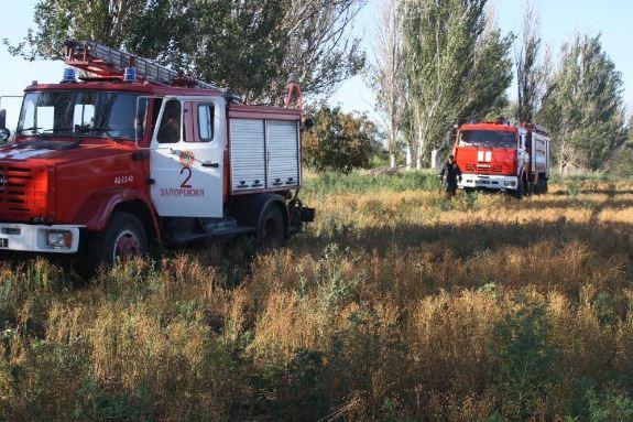 УКиєві палають будинки наРусанівських садах