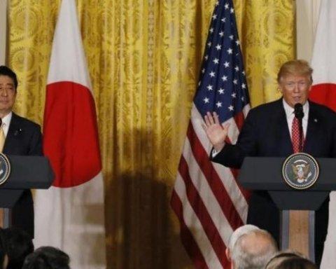 США и Япония обрушат свой гнев на КНДР