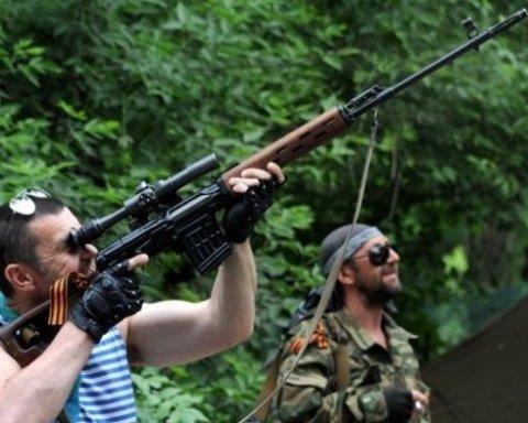У розвідці повідомили про величезні втрати бойовиків