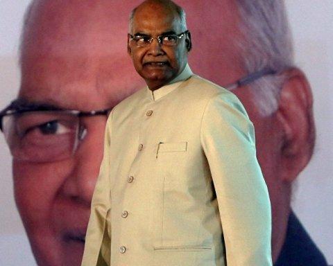 В Индии президентом избран далит из касты неприкасаемых