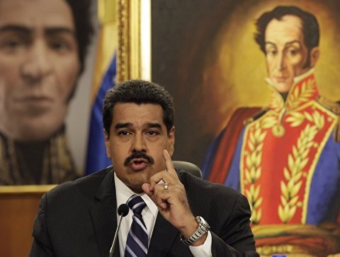 США ввели персональные санкции против президента Венесуэлы