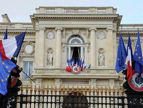 МЗС Франції